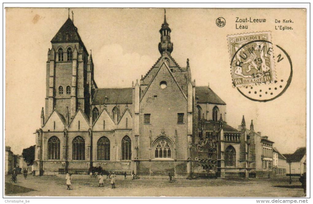 Zoutleeuw, Zout Leeuw, De Kerk (pk21781) - Zoutleeuw