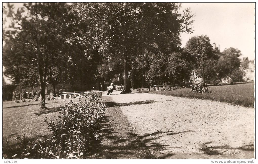 ~  95  ~  Institut N-D De La Compassion  . PONTOISE . Les Jardins  .   Bien Sympa  . - Pontoise
