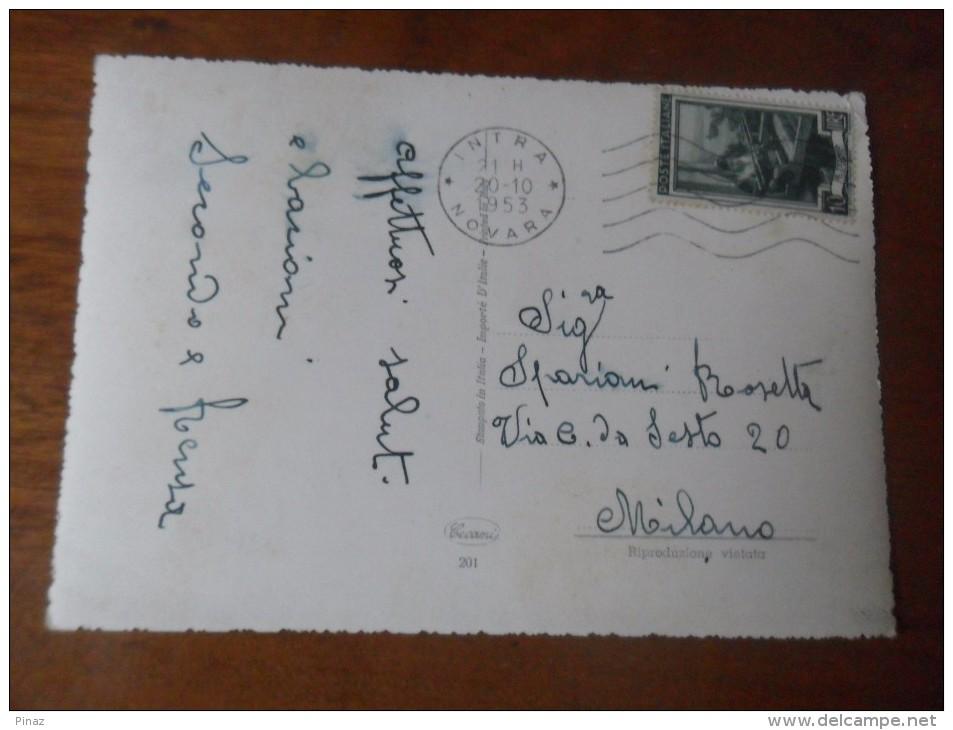 BIMBO CHE SOFFIA SULLA CANDELA  1953 Circolata - Scene & Paesaggi
