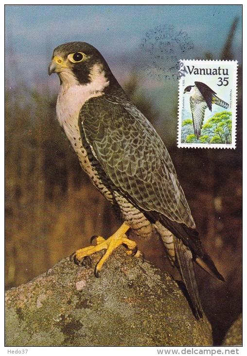 VANUATU Carte Maximum - En Vol - Vanuatu (1980-...)