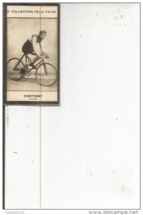 PHOTO  IMAGE  FELIX POTIN Dimension  4cms X 7.5 Cms  CYCLISTE  CONTENET - Cycling