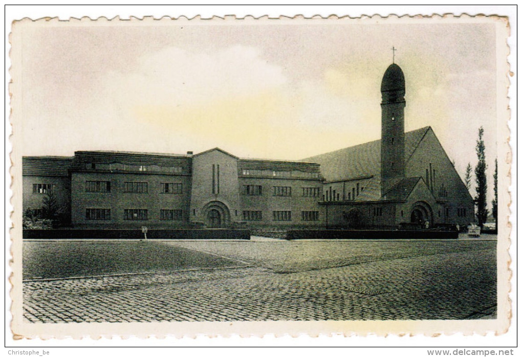 Kontich, Kerk Van H. Rita, Klooster En Kollege (pk21881) - Kontich