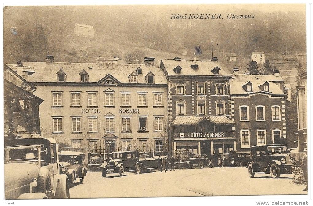 Clervaux NA1: Hôtel Koener - Clervaux
