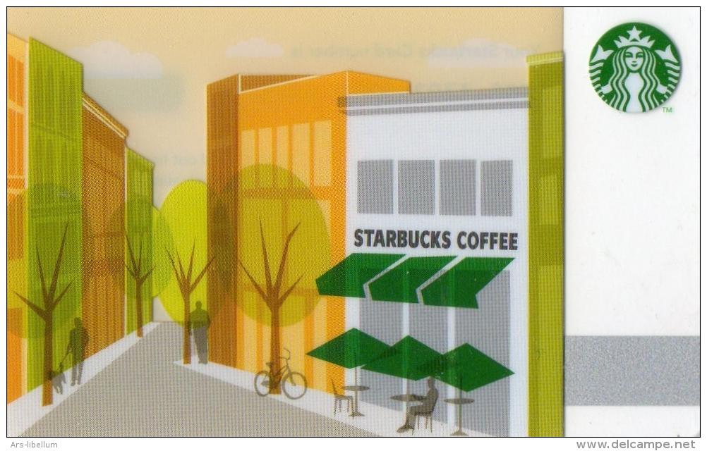 Starbucks Card / Starbucks Gift Card | Starbucks Coffee Company / Starbucks Coffee / 2012 - Cartes Cadeaux