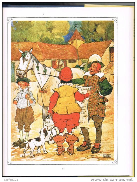 A Treasury Of Nursery Rhymes - 1985 - 160 Pages 25,3 X 19,5 Cm - Poésie