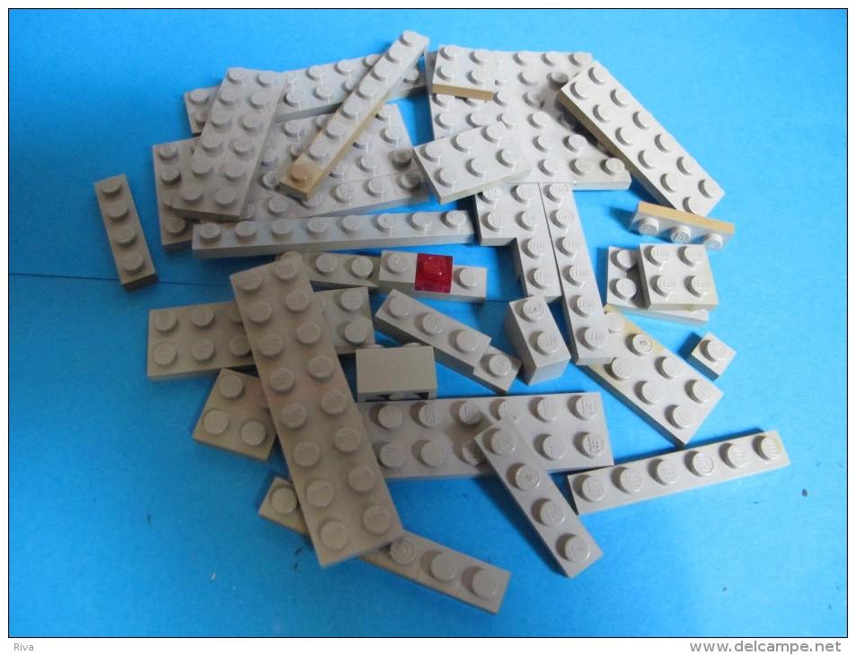 Lot LEGO  Plaques Divers . - Lots
