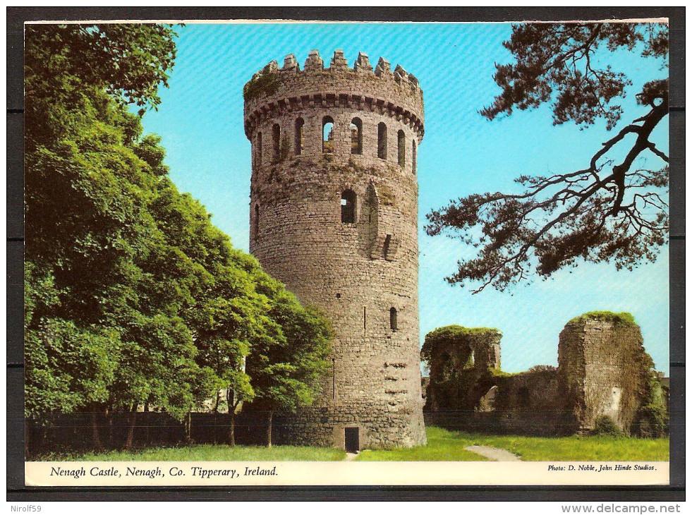 Ireland - Nenagh Castle,Tipperary - Tipperary