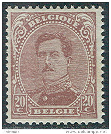 Belgie 1922. Michel #119-IV  MNH(**)/Luxe  (TS48) - Bélgica