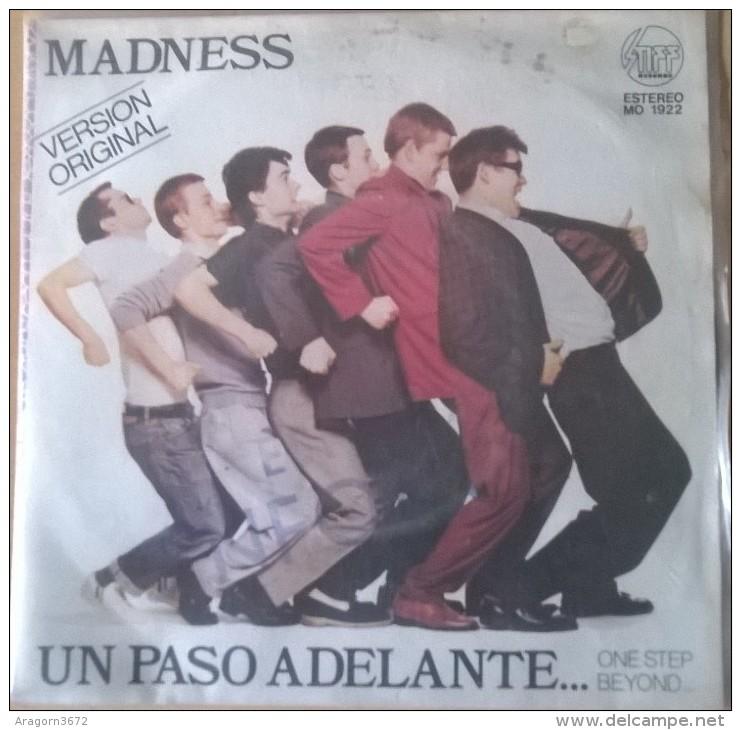 MADNESS - Un Paso Adelante Version Espagnol De One Step Beyond  Très Rare - SKA - Reggae