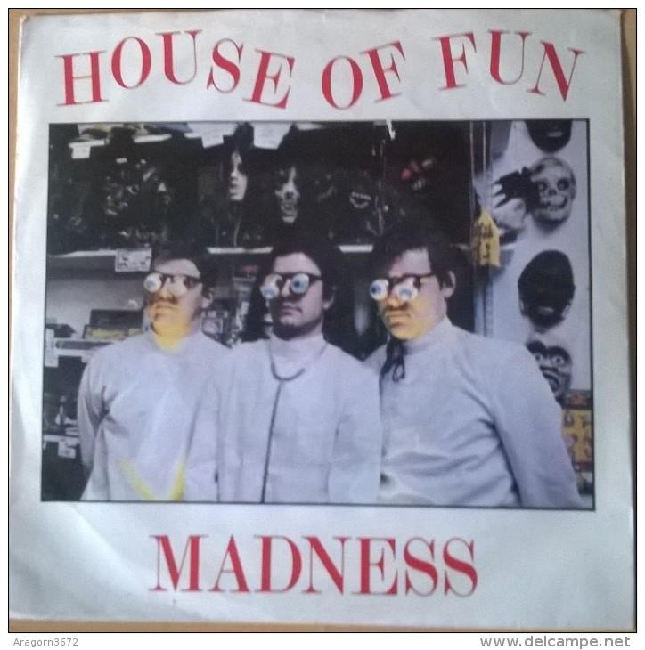 MADNESS - House Of Fun - SKA - Reggae