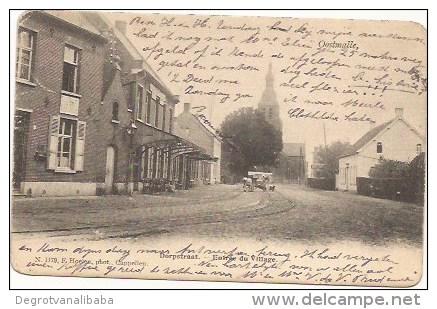 Oostmalle:  Dorpstraat - Entréedu Village - Malle