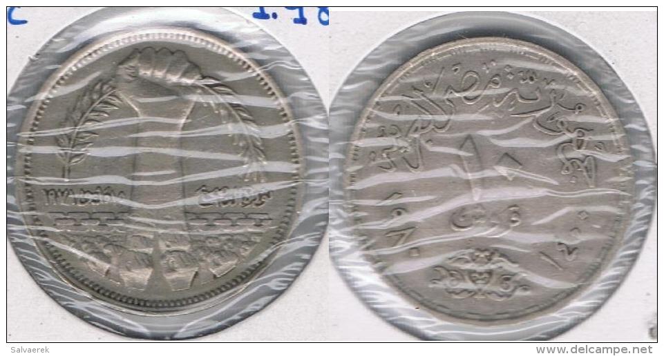 EGIPTO 10 PIASTRAS A IDENTIFICAR  X3 - Egipto