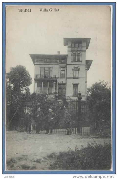 BELGIQUE -- AUBEL --  Villa Gillet - Aubel