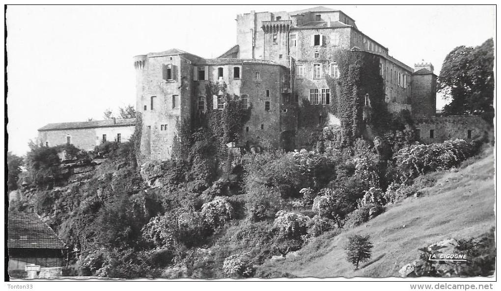 LARGENTIERE - 09 - Une Vue Du Chateau - ENCH33 - - Largentiere