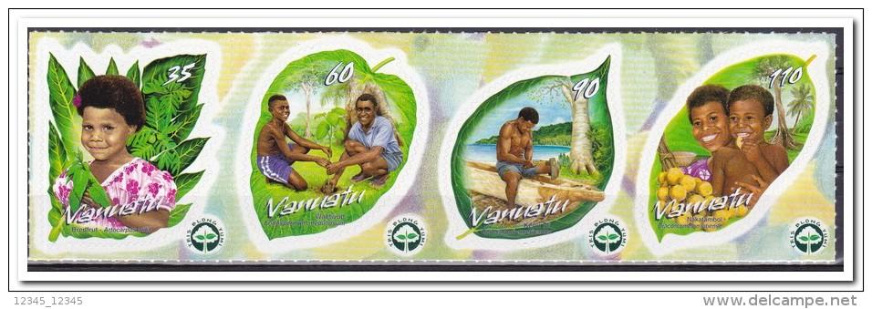 Vanuatu 2002, Postfris MNH, Trees - Vanuatu (1980-...)