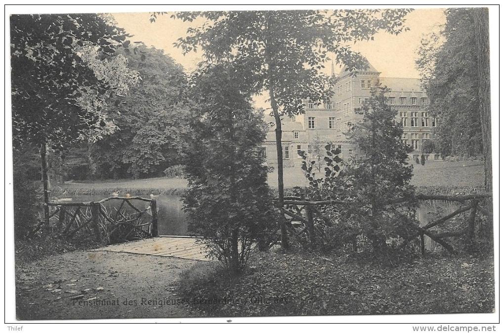 Ollignies NA3: Pensionnat Des Religieuses Bernardines 1913 - Lessines