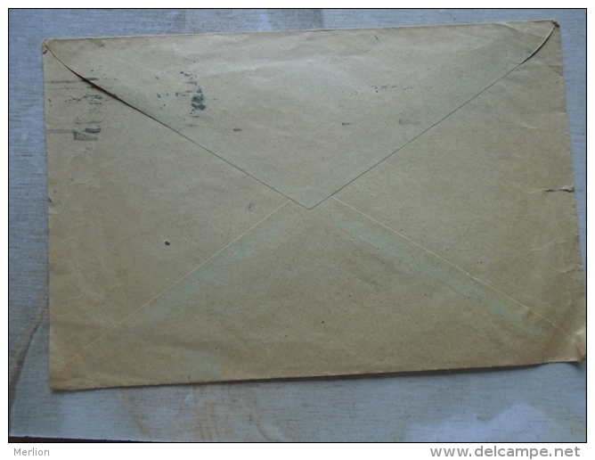 Czechoslovakia  PRAHA   Ustredni Jednota   Stamp 100 Kr ?   1932 ?    D131958 - Briefe U. Dokumente