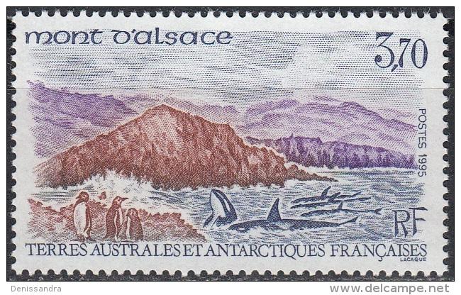 TAAF 1995 Yvert 200 Neuf ** Cote (2015) 1.90 Euro Le Mont D'Alsace - Terres Australes Et Antarctiques Françaises (TAAF)