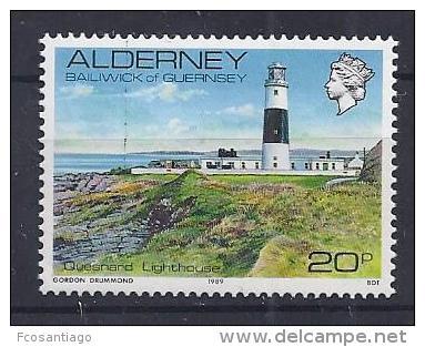 ALDERNEY 1989 - Yvert #42 - MNH ** - Alderney