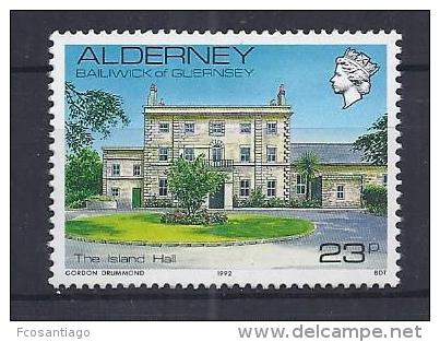 ALDERNEY 1992 - Yvert #54 - MNH ** - Alderney