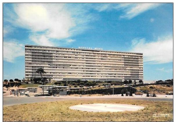 BOUCHES DU RHONE CPM CPSM  MARSEILLE HOPITAL NORD - Marseille
