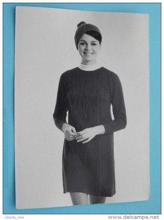 "Foto PIET SELHORST Gent MODE Publiciteit "" Chris "" ( Formaat PK / CP Zie Foto Voor Details ) ! - Vintage Clothes & Linen"