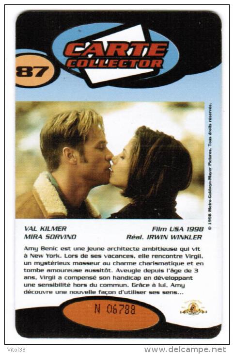 VIDEO FUTUR N° 87 PREMIER REGARD . VAL KILMER . MIRA SORVINO . FILM USA 1998 REAL IRWIN WINKLER - Video Futur