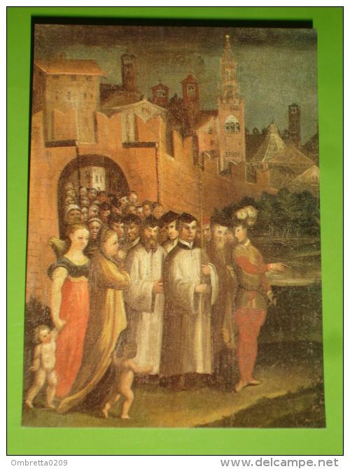 """""""Ritrovamento Corpo S.GEROLDO"""" Vincenzo Pesenti Detto""""Sabbioneta"""" /Chiesa S.Maria Maddalena CREMONA Cartolina Recente NV - Andachtsbilder"""