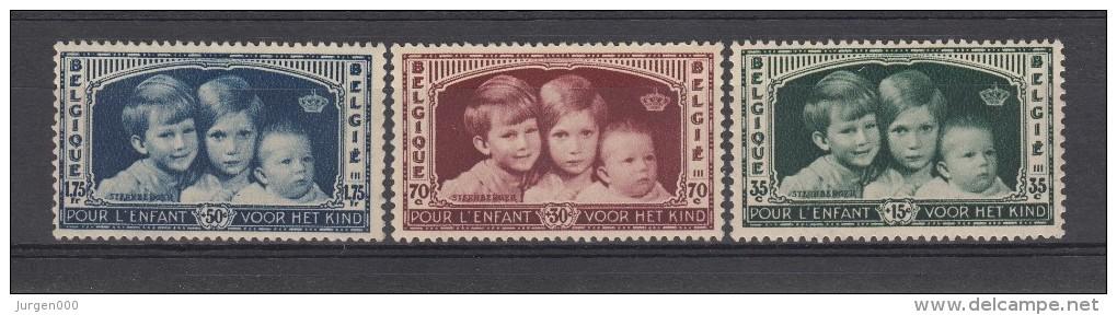 Nr 404/406 **, Cote = 20 € (B002) - Belgique