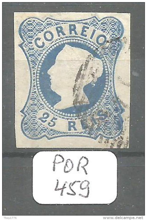 POR Afinsa    2 Type I - 1853 : D.Maria