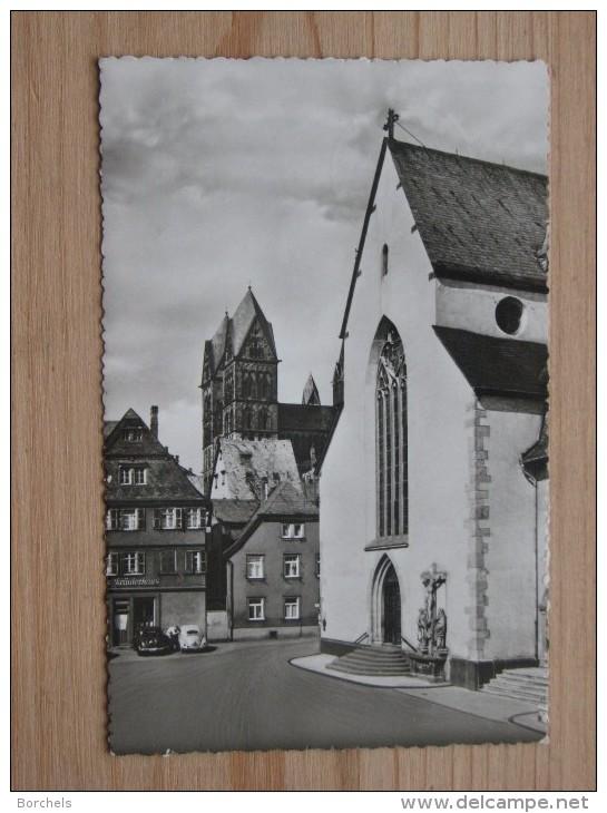 AK 353: Limburg / Lahn - Blick Auf Dom U. Pfarrkirche (Stadtkirche) - 1964 Versandt - Sehr Gut Erhalten - Limburg