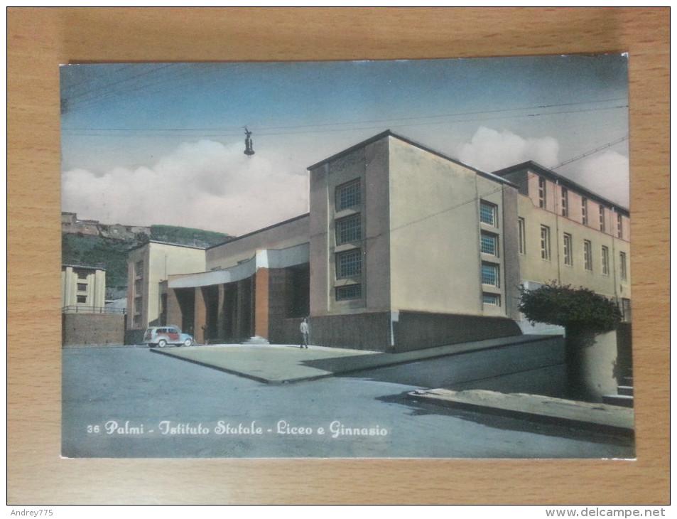 Palmi - Istituto Statale - Liceo E Ginnasio - Reggio Calabria
