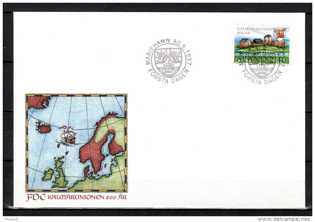 ALAND 1997 : Enveloppe 1er Jour. FDC - Aland