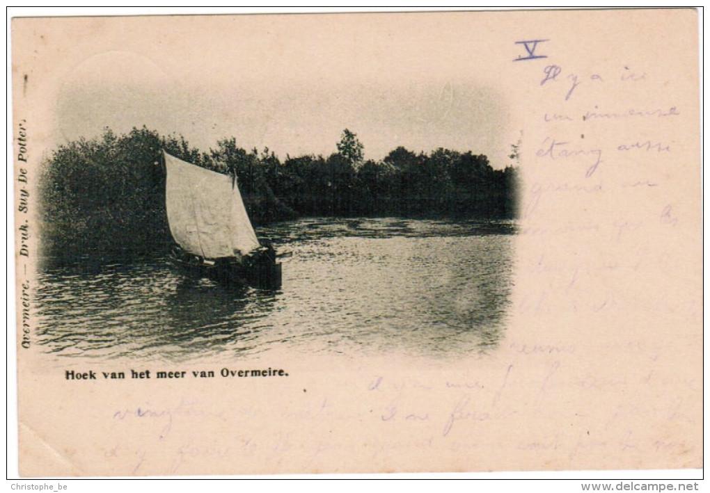 Overmeire Donck, Hoek Van Het Meer Van Overmeire (pk24518) - Berlare