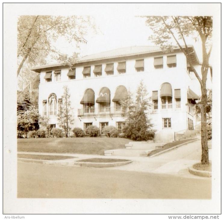 Lot De 9 Photo's Ancien / Verenigde Staten / United States / États-Unis - Albums & Collections