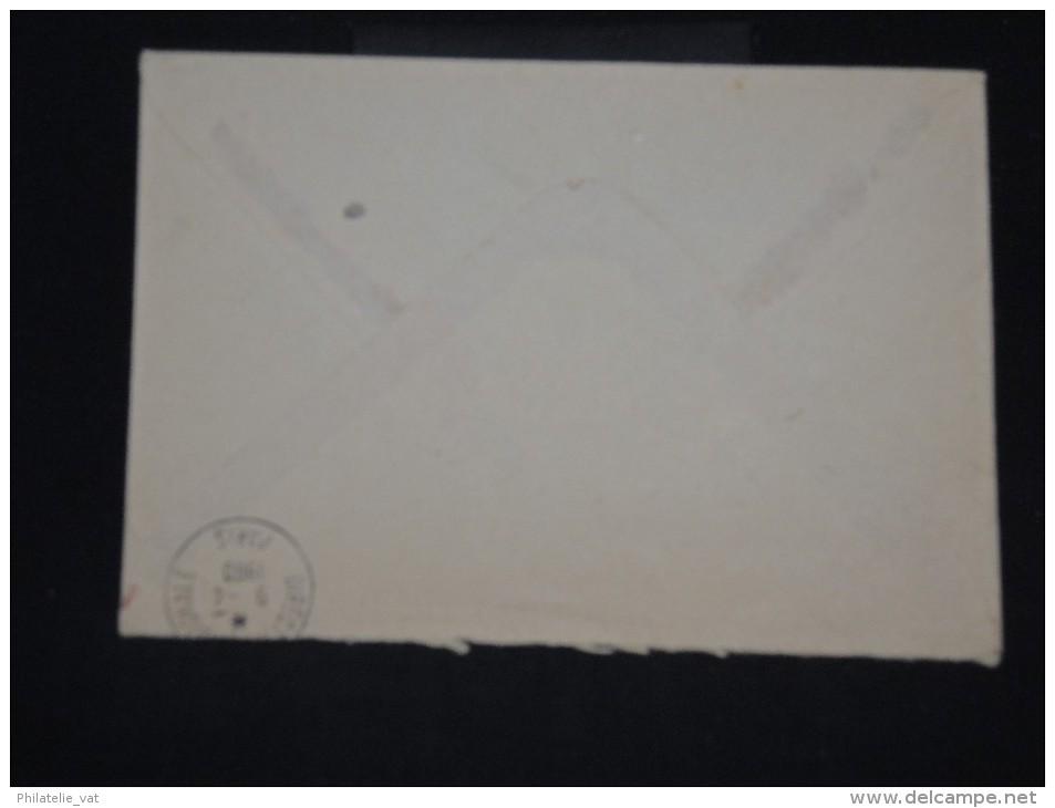 BULGARIE - Entier Postal ( Enveloppe ) Pour Paris En 1960 - Aff. Plaisant - à Voir - Lot P10396 - Sobres