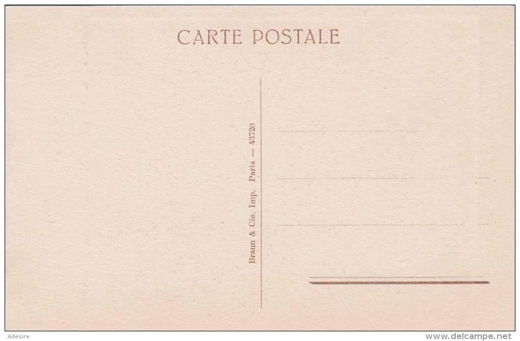 PSYCHE PRESENTE LE VASE A VENUS, Rome Farnèsine, Maison D'Art, Bruxelles, S.Raphael - Gemälde