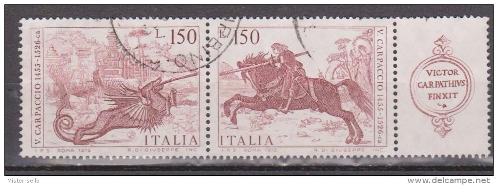 ITALIA. VICTOR CARPACCIO. USADOS - USED. - 6. 1946-.. República