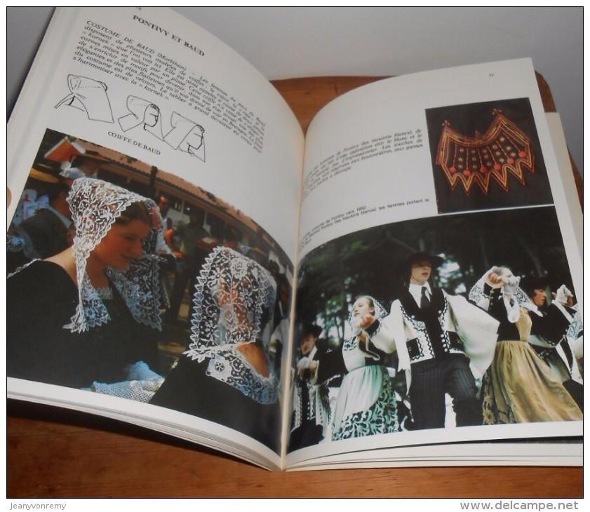 Coiffes Et Costumes De Bretagne. Par Pierre Jakez Helias. 1986. - Bretagne