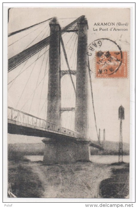 ARAMON - Le Pont     (81450) - Aramon