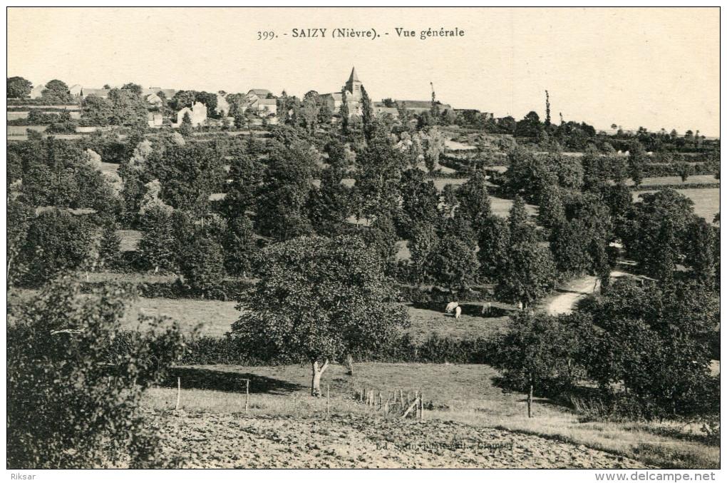 SAIZY(NIEVRE) - Autres Communes