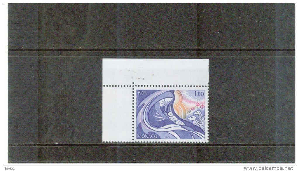 MONACO , 1979 , ** ,  Postfrisch , MNH , Mi.Nr. 1399 - Ungebraucht