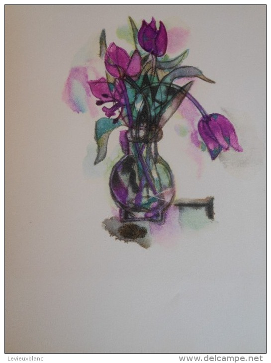 Vins / Catalogue De Luxe NICOLAS/Tarif/Draeger/Charenton/Peintures D'André MARCHAND/1955        CA110 - Catalogues