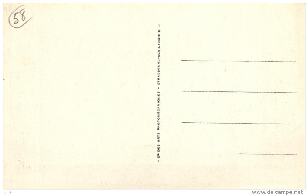 92698 - Decize (58) L'Hotel De Ville - Decize