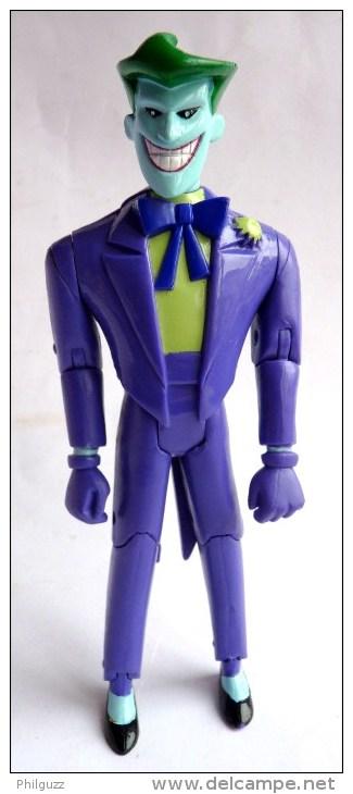 Figurine Prime QUICK 2001 DC BATMAN - LE JOCKER 17 Cm ACTION FIGURE - Batman