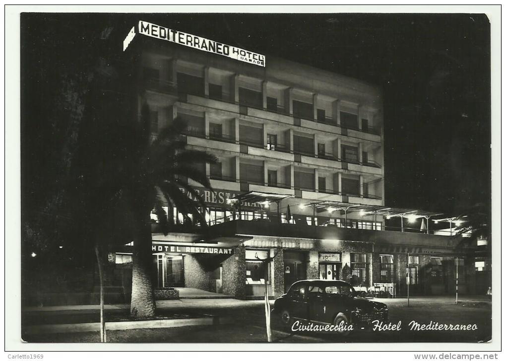CIVITAVECCHIA HOTEL MEDITERRANEO  VIAGGIATA - Civitavecchia