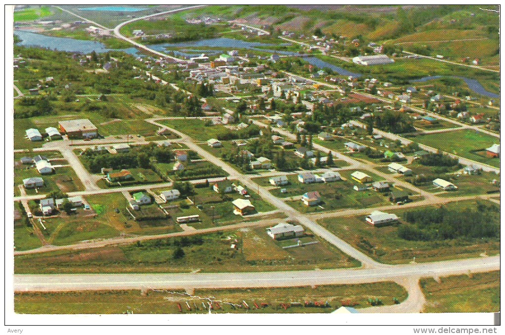 Birtle, Manitoba Center Of The Beautiful Birdtail Country - Manitoba