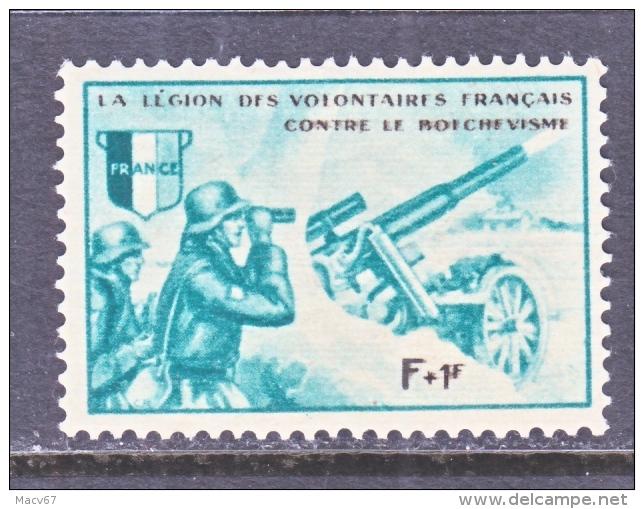 GERMAN  FRENCH  LEGION  7     * - Occupation 1938-45
