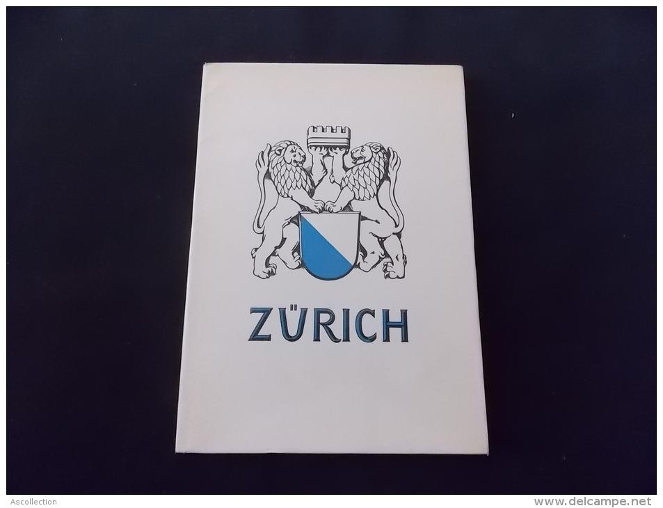 Zurich Editions Novos Lausanne 1960 Belles Illustrations - Livres, BD, Revues