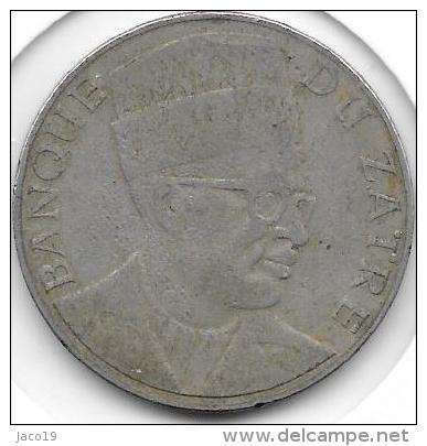20 MAKUTA 1973   Qualité++++++++++  Clas N 47 - Zaire (1971-97)